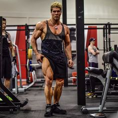 @strongliftwear gym swag and physique on point  Training in the Galaxy Taperback, Elite Mid Shorts and Supertops from strongliftwear.com- Gym Wear for Lifters.  #muscle #gym #bodybuilding #bodybuilder