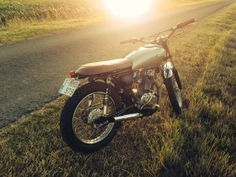 Honda cb125 by ralph