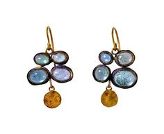 Judy Geib | Tourmaline Bonbon Squash Earrings in New Earrings at TWISTonline