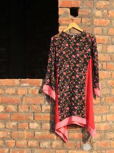 sheer fabric designer tops and kurtas - Google Search