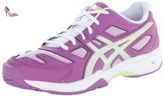 Asics Gel Solution Slam 2 Femmes US 6.5 Pourpre Chaussure de Course - Chaussures asics (*Partner-Link)