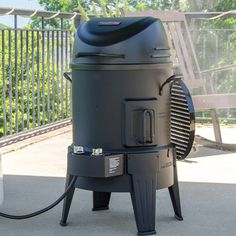 You'll love the The Big Easy Free Standing Liquid Propane Gas Grill with  Smoker