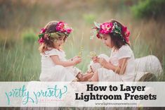 In this Pretty Presets Lightroom Tutorial, learn how to layer Lightroom presets using Pretty Presets workflow preset collections.