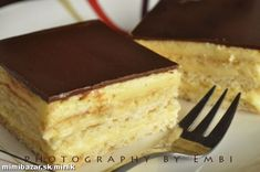 ***ANGLICKÁ KRÉMEŠKA*** - ako od mojej babičky Czech Recipes, Russian Recipes, My Favorite Food, Favorite Recipes, My Favorite Things, Czech Desserts, Mexican Food Recipes, Ethnic Recipes, Tiramisu