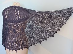 Ravelry: Passion Flowers pattern by Marisa Hernandez #afs