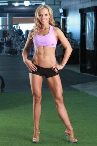 Constructing a Fitness Femme Fatale - Roman Fitness Systems