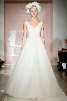 Wedding Dresses from Bridal Market: Weddings: glamour.com