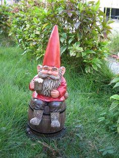 Funny Garden Gnomes | Garden gnome funny - quality Garden Animal Statues for sale