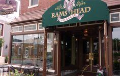 Rams Head is an American version of a British Gastropub. We serve traditional pub food with a twist.