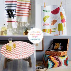 Two Design Trends: Citrus Crush & Blue Lagoon – Bright.Bazaar