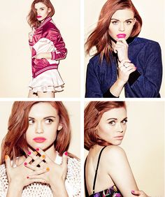 Holland Roden. She's so beautiful