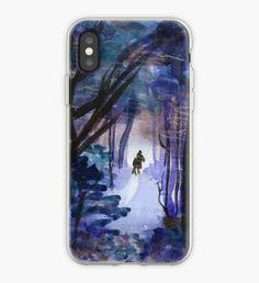 Rider in the night iPhone Case Ipad, Iphone Cases, Night, Artwork, Design, Work Of Art, Auguste Rodin Artwork, Iphone Case