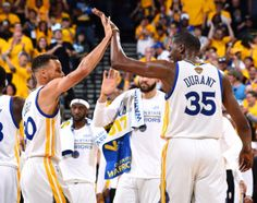 Golden State Warriors beat the Cleveland Cavaliers in game 1 of 2017 NBA Finals...113 - 91