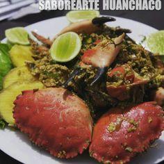 Cangrejo Reventado:SABOReARTE Restaurant