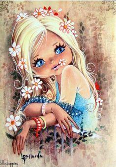 Lovely flowergirl
