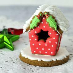 Lovely Gingerbread Houses!