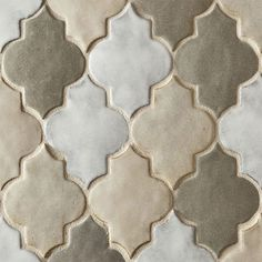 Toffee Romain Tile 5X3 1/2 Shaped Ceramic Field Tile. Available in 15 different color blends. Country Floors Tapestry Collection.