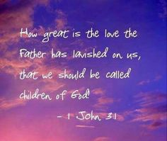 He's Abba Father