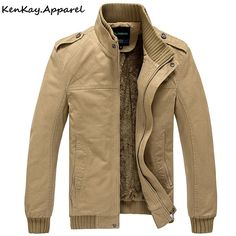 Men Slim Style Casual Jacket