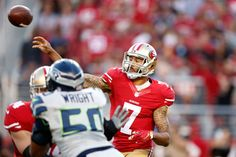 Colin Kaepernick Photos - Seattle Seahawks v San Francisco 49ers - Zimbio