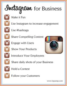 #Instagram for Business