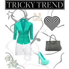Tricky Trend uploaded by on ShopLook Polyvore, Outfits, Shopping, Design, Women, Fashion, Moda, Suits, Fashion Styles