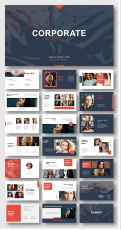 No Photoshop or other tools needed! Easy to use! Template Web, Powerpoint Design Templates, Creative Powerpoint, Layout Template, Powerpoint Presentations, Flyer Template, Ppt Design, Slide Design, Brochure Design