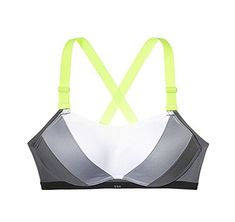 732aec1193 Victorias Secret The Ultimate Sports Bra 34DDD Pink White Colorblock --  BEST VALUE BUY on