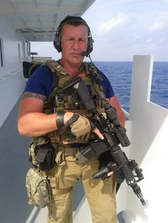 Maritime Security officer