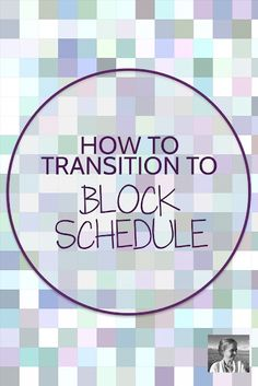 Block scheduling provides lots of creative opportunity for your classes, even though it may seem intimidating at first. In this post, find out how to transition from short classes to block schedule. I think you're going to love it! First Year Teachers, New Teachers, English Teachers, Teacher Blogs, Teacher Resources, Creative Teaching, Teaching Kids, Performance Poetry, Block Scheduling