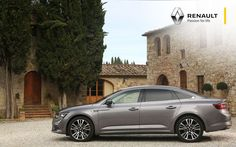 Renault #Talisman si distingue per il suo design elegante dalla linee precise e per la sua affidabilità.