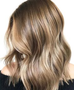 From overly blonde to seamless BRONDE! This advanced technique of low lighting, balayaging, and melting will be taught in Brown Ombre Hair, Brown Blonde Hair, Ombre Hair Color, Light Brown Hair, Light Hair, From Brunette To Blonde, Light Skin Hair Color, Blonde Hair With Highlights, Blonde Balayage