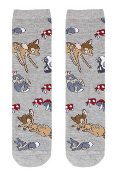 Disney Bambi and Friends Socks