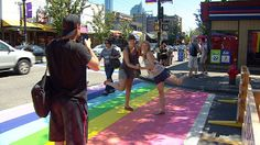 Pride Week in Vancouver is Big Business This Hot Summer - Canadian Tourism College Pride Week, Vancouver British Columbia, Rainbow Pride, West End, Travel And Tourism, Canada, City, Business, Summer