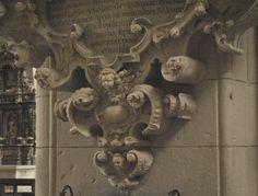 Эпитаф из Кафедрального собора Мюнстера