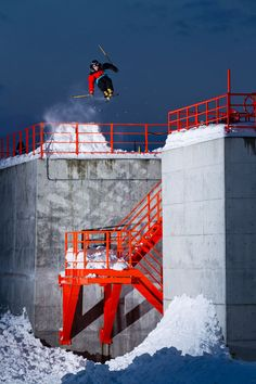 Tom Wallisch   Credit: Chris O'Connell     Check out the full article: http://freeski.downdays.eu/featured/21/11/2012/level-1-in-sapporo-2/