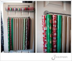I love organizing. I'm anally organized, and any time I find better ways to organize my life, I dive right in. I saw this storage idea for wrapping paper a little while back on Pinterest, so I immediately drove to Ikea to buy all the supplies. Can I just say how lucky I am to …