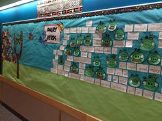 Angry Verbs created by @Cynthia Duncan's 2nd grade class.