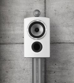 Order 805 Stand Mount Speakers direct from Bowers & Wilkins or find a retailer. Home Audio Speakers, High End Audio, Loudspeaker, Audiophile, Apple Tv, Remote, Nautilus, Industrial, Luxury
