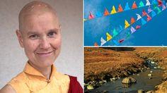 Life as a Buddhist nun in Scotland