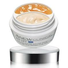 Anew Clinical Eye Lift Pro Dual Eye System Anew Vitamin C Brightening Serum | Glow Like You Mean It mark. BY AVON  https://www.avon.com/product/anew-vitamin-c-brightening-serum-55683?s=FeaturedPost&c=SMC&otc=ANEWBrighteningSerum04122017&rep=cbrenda007  Vitamin C Brightening Serum is a patented formula that contains a high concentration of 10% pure Vitamin C, which protects skin from sun, pollution and other aggressors. 1 fl. oz.