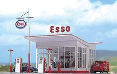 HO Scale Gas Station ESSO Busch http://www.amazon.com/dp/B0028UPIAW/ref=cm_sw_r_pi_dp_07fLub1436XPG
