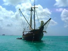 A pirate's life for me!