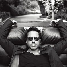 Robert Downey Jr.    Beautiful beautiful man.