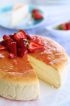 Creamy Japanese Cheesecake with Sponge base - Converting Metric Units - Convert metric unit instantly. - Creamy Japanese Cheesecake with Sponge base Asian Desserts, Just Desserts, Delicious Desserts, Yummy Food, Cupcakes, Cupcake Cakes, Cake Recipes, Dessert Recipes, Japanese Cheesecake