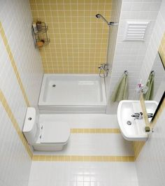 Small Shower Room, Small Bathroom Layout, Small Showers, Modern Bathroom Design, Bathroom Interior Design, Bath Design, Bathroom Designs, Tiny Bathrooms, Tiny House Bathroom