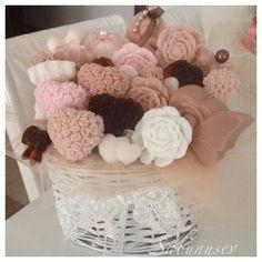 Soap-bouquet
