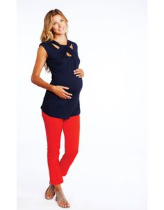 Maternity Outfit. Good to know for a later date!!!