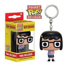 Funko POP Bob's Burgers: Tina Blecher: Amazon.co.uk: Toys & Games