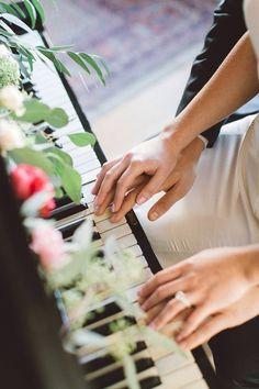 *a dos* - Piano MUSIC Пианино เปียโน Klavier 피아노 piyano ピアノ 钢琴 pianoforte πιάνο بيانو Sound Of Music, Music Love, Music Is Life, Piano Photography, Wedding Photography, Rock 13, Dr Hook, Mundo Musical, Partition